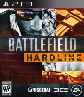 игра Battlefield: Hardline PS3
