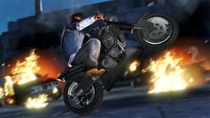 скриншот Grand Theft Auto 5 PS4 - Русская версия #2