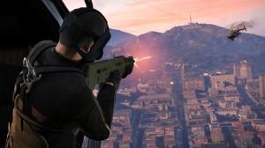 скриншот Grand Theft Auto 5 PS4 - Русская версия #5
