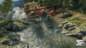 скриншот Grand Theft Auto 5 PS4 - Русская версия #6