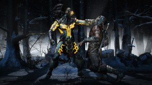 скриншот Mortal Kombat X #7