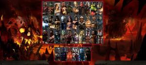 скриншот Mortal Kombat X #3