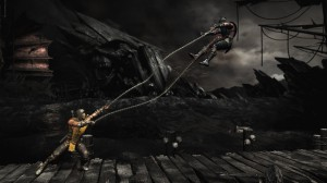 скриншот Mortal Kombat X #4