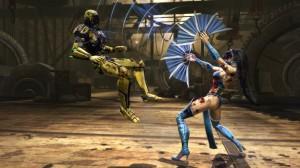 скриншот Mortal Kombat X #6