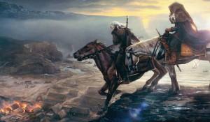 скриншот Witcher 3 Wild Hunt Collector's Edition PS4 - Ведьмак 3: Дикая Охота. Коллекционное Издание - Русская версия #7