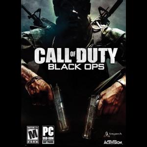 игра Call of Duty: Black ops
