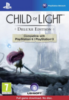 игра Child of Light Deluxe Edition PS4/PS3 - Русская версия