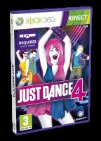 игра Just Dance 4 Kinect XBOX 360