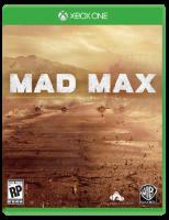игра Mad Max XBOX ONE