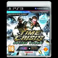 игра Time Crisis Razing Storm PS3
