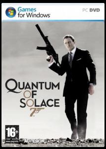 игра 007: Квант милосердия