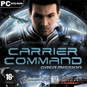 игра Carrier Command. Gaea Mission