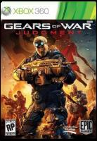 игра Gears of  War Judgment X-BOX