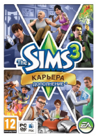 игра Sims 3 Карьера (DLC)