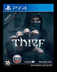 игра Thief PS4 - Русская версия