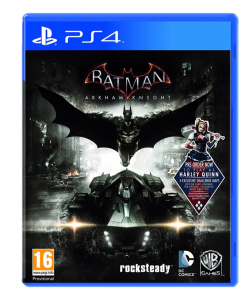 скриншот Batman: Arkham Knight  PS4 - Batman: Рыцарь Аркхема - Русская версия #9