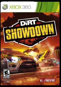 игра Dirt Showdown X-BOX