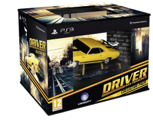 игра Driver: San Francisco. Collector Pack PS3
