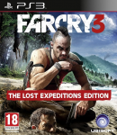 игра Far Cry 3 The Lost Expeditions PS3