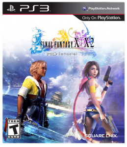 игра Final Fantasy X|X-2 HD Remastered PS3