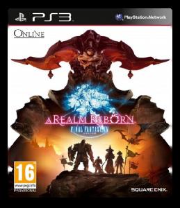 игра Final Fantasy XIV A Realm Reborn PS3