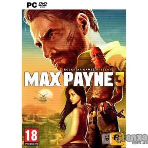 игра Max Payne 3 (DVD Box)