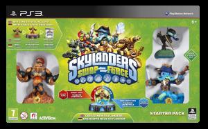 игра Skylanders SWAP Force Starter Pack PS3