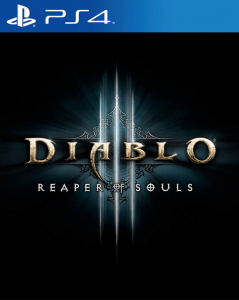 игра Diablo III: Reaper of Souls. Ultimate Evil Edition (PS4, русская версия)