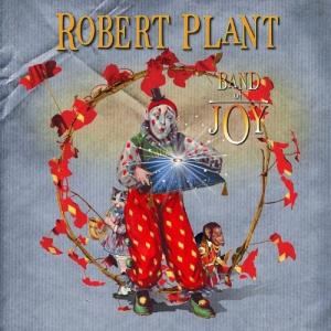 Robert Plant: Band Of Joy (LP)