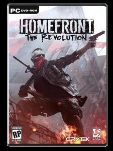 игра Homefront: The Revolution