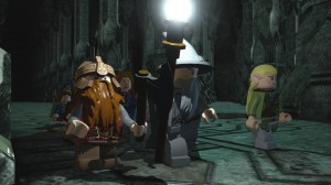 скриншот LEGO Lord of the Rings PS3 #8