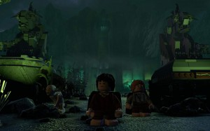 скриншот LEGO Lord of the Rings PS3 #3