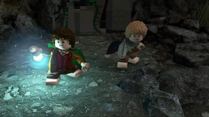 скриншот LEGO Lord of the Rings PS3 #4