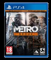 игра Metro Redux PS4