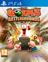 игра Worms Battlegrounds PS4
