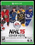 игра NHL 15 XBOX ONE