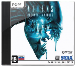 игра Aliens Colonial Marines