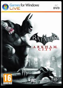 игра Batman Arkham City