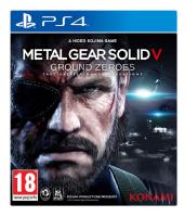 игра Metal Gear Solid 5 Ground Zeroes PS4 - Русская версия