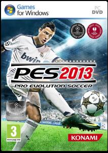 игра Pro Evolution Soccer 2013