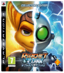 игра Ratchet & Clank: A Crack in Time: Collector's Edition PS3