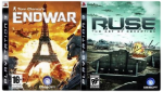 игра Сборник 2в1: R.U.S.E. + Tom Clancy's EndWar PS3