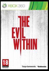 игра The Evil Within XBOX 360