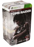 игра Tomb Raider Коллекционное издание XBOX 360