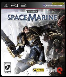 игра Warhammer 40000 Space Marine PS3