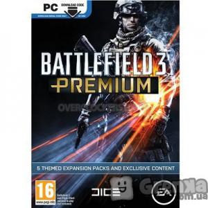 игра Battlefield 3 Premium (все дополнения код загрузки)