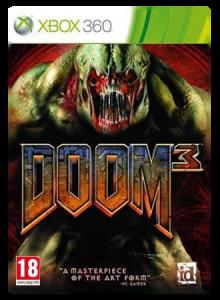 игра DOOM 3 XBOX 360