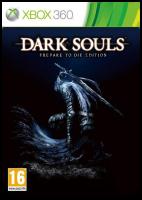 игра Dark Souls Prepare to Die Edition XBOX 360