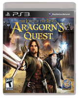 игра Lord of the Rings: Aragorn's Quest PS3
