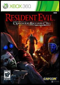 игра Resident Evil: Operation Raccoon City Xbox 360